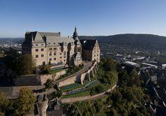 C0344. Marburg Schloss