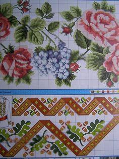 Cross Stitch Embroidery Pattern Ukrainian Man Woman Shirts Vyshyvanka 40 Variati   eBay