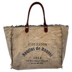 rustic bag