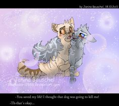 Willowpaws Hero by JB-Pawstep.deviantart.com on @DeviantArt