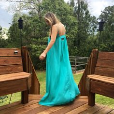 Staple maxi (comes in 17 colors!) for Spring & Summer