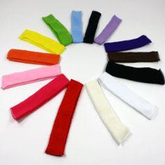 Stretch headbands