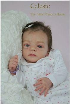 Romeo kit by Natali Blick REBORN Doll Baby Infant Girl!!!