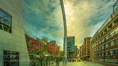 Markthall Mirror  by happymicha