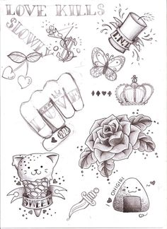 25 Best Traditional Tattoo Outline Images In 2017 Traditional
