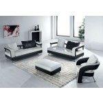 $2489.00  VIG Furniture - Contemporary leather Living Room Furniture - VGEV5577