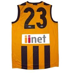 Official AFL Guernsey Numbers -  Double Digit - BROWN (105004) $15 Guernsey, Numbers, Brown, Sports, Hs Sports, Brown Colors, Sport