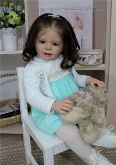 Миланочка!Кукла реборн Анастасии Гангало / Куклы Реборн Беби - фото, изготовление своими руками. Reborn Baby doll - оцените мастерство / Бэйбики. Куклы фото. Одежда для кукол