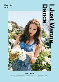 SNSD Tiffany teaser photo for I Just Wanna Dance :) Sooyoung, Yoona, Tiffany Girls, Snsd Tiffany, Tiffany Hwang, Girls Generation, Girls' Generation Tiffany, Dm Poster, Posters
