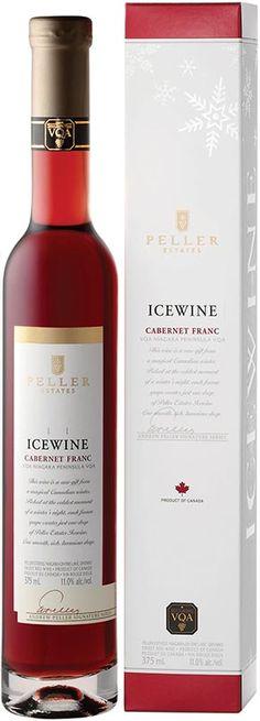 REVIEW: 2006 Peller Estates Cabernet Franc Icewine
