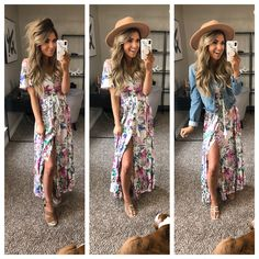 Preppy Outfits – Page 2734362633 – Lady Dress Designs Amazon Dresses, Amazon Clothes, Spring Dresses, Spring Outfits, Elegantes Outfit Frau, Style Cool, Preppy Outfits, Work Outfits, Ladies Dress Design