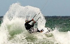 When looking for windsports in Baja, it's Captain Kirk's Resort is out of this world!