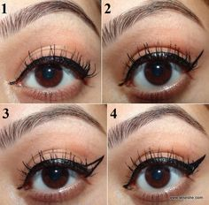 How To Apply Eyeliner – Step-By-Step Tutorial & Tips For Beginners