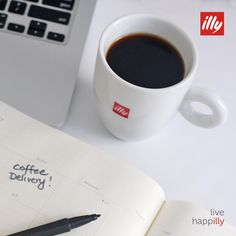 Free up your busy mornings with illy a casa, our flexible coffee subscription program. Coffee Subscription, Coffee Delivery, Italian Coffee, Coffee Corner, Mornings, Schedule, Latte, Fall, Tips