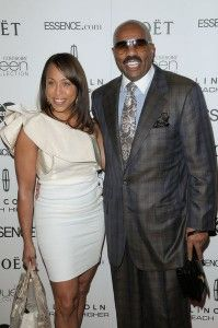 Steve Harvey Young Wife pictures of steve harvey's new