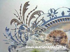 Marianne Design, Banners, Crown, Jewelry, Corona, Jewlery, Jewerly, Banner, Schmuck