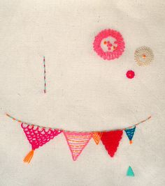 Leonor Barreiro #embroidery