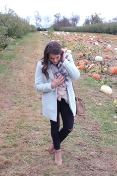 Fall Fashion, J. Crew Plaid Scarf