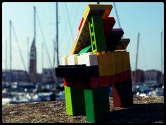 Clavecin à Venise (du petit port de San Giorgio Maggiore)