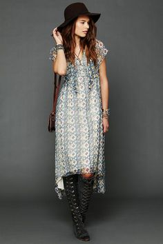 Free People Season of the Witch Dress