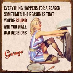 Everything happens for a reason…