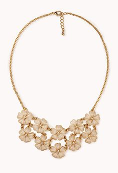 """this one is called a """"bib-necklace"""" so I guess that means its a two-in-one value!"""