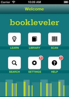 """""""BookLeveler"""" helps teachers, family members, and librarians find appropriately leveled books for young readers."""