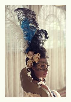 I STILL WANT TO HAVE A Masquerade