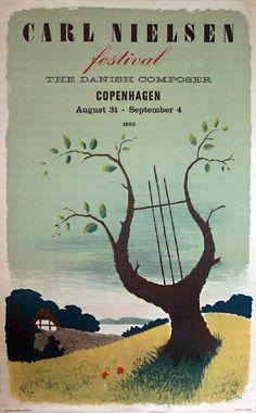 Carl Nielsen Festival Copenhagen