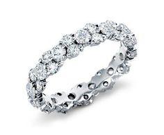 anniversary eternity ring