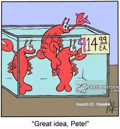 'Great idea, Pete!'
