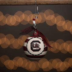 University of South Carolina Gamecocks Christmas Ornament