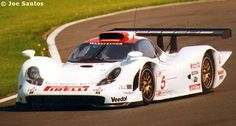 Porsche911 GT1-98#005  FIA GT Championship Silverstone 1998   Zakspeed Racing