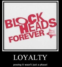 BlockHeads Forever! - Loyalty - It wasn't just a phase!