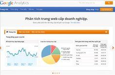 Màn hình đăng nhập Google Analytics