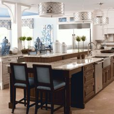 Our Most Beautiful Kitchens. DL. a nice series of photos, but more important perhaps are the reasons why these people love their kitchens...some key perspectives & different takes.