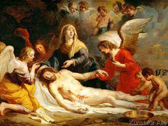 Gaspard de Crayer - Die Beweinung Christi