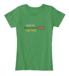 Fairfield 06824 Oar T-shirt | Teespring