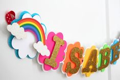 Best Garden Decorations Tips and Tricks You Need to Know - Modern Trolls Birthday Party, Troll Party, Rainbow Birthday Party, Rainbow Theme, 1st Birthday Parties, Farm Birthday, Moana Birthday, Dinosaur Birthday, Birthday Banner Design