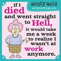 """REPLACE word in a Song LYRIC and replace with """"AUNTY ACID"""" and comment your results below  ;) This should be fun!!! <3"""