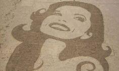 sand-drawings