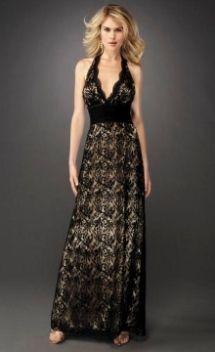 long-black-dress