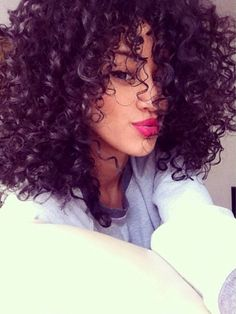 obsessed with curls