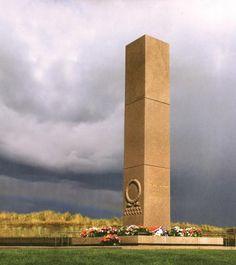 The Utah Beach Memorial in France.