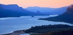 The Columbia River Gorge...unbelievably beautiful
