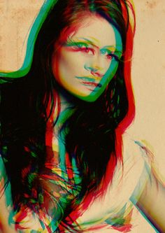 3D Stereoscopic Style In Photoshop by tastytuts.deviantart.com on @DeviantArt