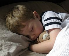 Tips for getting Autistic children to sleep.