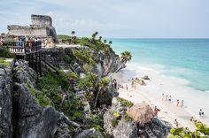 Las Ruinas Mayas de Tulum