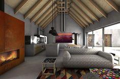 mode:lina architekci | architekt projekty wnętrz poznań | House near Toruń
