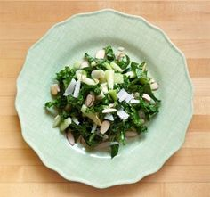 Kale and Honeydew salad - Healthy Body Guru